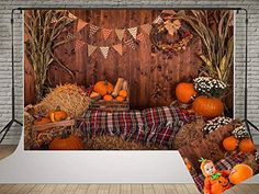 LB Fall Thanksgiving Backdrop Rustic Wood Wall Photo Backdrop for Photoshoot Vinyl Autumn Pumpkin Harvest Background Customized Photo Booth Backdrop Studio Props Fall Photo Booth, Photo Booth Backdrop, Backdrop Background, Halloween Backdrop, Halloween Party Decor, Fall Harvest Party, Pumpkin Patch Party, Thanksgiving Photos, Baby Shower Fall