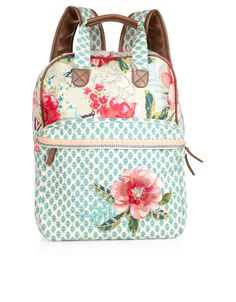 Paradise Embellished Top Handle Backpack | Multi | Accessorize