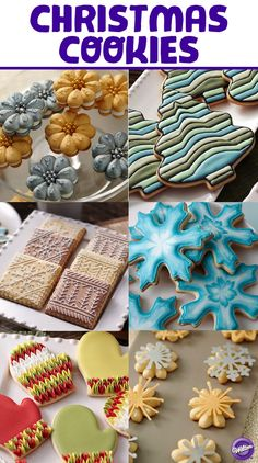 Have a Christmas Cookie Countdown with Christmas cookies for every day of December!