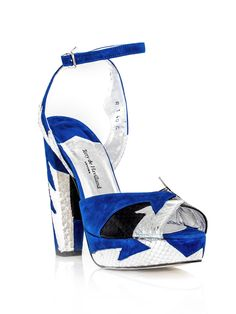 Terry De Havilland  Zia lightning shoes (134832)                          $704