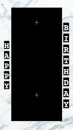 Happy Birthday Template, Happy Birthday Frame, Happy Birthday Posters, Happy Birthday Wallpaper, Happy Birthday Messages, Instagram Editing Apps, Book Instagram, Instagram Repost, Instagram Story Ideas
