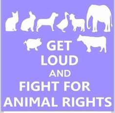Give a voice to the voiceless!!