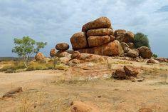 Karlu Karlu   les billes du diable   karlu karlu devils marbles billes du diable outback australie 15