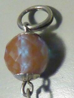 Croix-reliquaire-pendentif-en-Argent-massif-et-saphiret-objet-19e-siecle