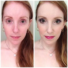 BEAUTIFUL before & after pic using Younique products! All of our products are naturally based, and designed to uplift, empower, & ultimately build self esteem for women across the world! Shop online or host your own online party to earn yourself FREE and HALF-PRICED products! Get yours here: www.youniqueproducts.com/karlysluxelashes