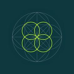 pólvora em bits: Desenho geométrico - 1