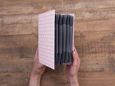 DIY-Anleitung: Schicken Paper-Organizer herstellen via DaWanda.com