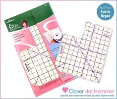 wish list Products We Love: The Clover Hot Hemmer from Fabric Depot   Sew4Home