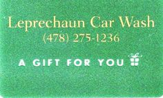 Gift Cards - Sold at the Rice Ave location in Dublin.
