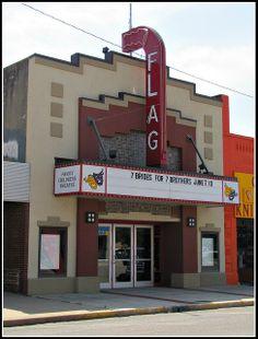 Flag Theater - Hutchinson, Kansas