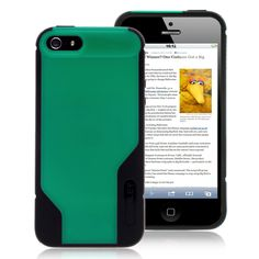 Green iPhone 5 case #green #iPhone5 #Case