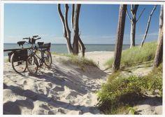 Beach access (Holland).
