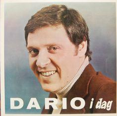 """LP: Dario i dag"""".  LP indeholder  """"Din Egen Melodi"""" som er en dansk version af """"Din Egen Melodi"""", som  Sylvia Vrethammarsang i Melodifestialen 1972."""