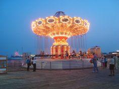 Boardwalk - Seaside Heights, New Jersey