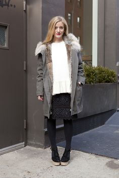 Kate Foley  Fall Style