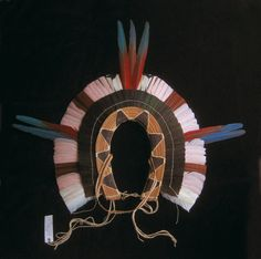 6. Artifacts from an almost extinct Brazilian Indian tribe.