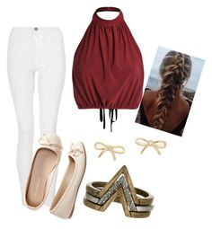 """""""Untitled #41"""" by whitwhitmartin on Polyvore featuring Quiz, Aéropostale, Rebecca Minkoff and Kate Spade"""