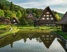 Takayama, Shirakawa-go and Kanazawa are popular destinations in the Japan mountains. Get there easily with the JR Pass and enjoy its nature and traditions. Takayama, Places To Travel, Places To See, Shirakawa Go, Sites Touristiques, Japan Guide, Kanazawa, Parc National, Japan Travel