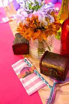 Arabian Nights Birthday Party on Kara's Party Ideas   KarasPartyIdeas.com (18)