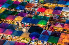 Shopping at markets isn't mere commerce, it's the best way to truly experience locals customs and traditions. These are some of the best markets in the world.