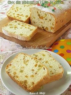 Loaf Recipes, Cake Recipes, Cooking Recipes, Pastry And Bakery, Food Cakes, Gordon Ramsay, Biscotti, Nutella, Cornbread