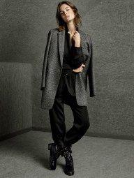 Il lato positivo del freddo: il #cappotto #Fashionable #Cloud Cappotto Massimo Dutti www.fashionablecloud.com
