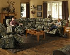 camo living rooms clasic | camo living rooms | pinterest