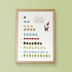 cute gift idea, especially if you know the animals/themes in the nursery