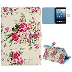 Floral iPad mini case on Amazon for around $12.00 under the category: iPad mini cases for girls
