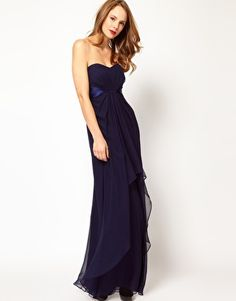 Shop Azazie Bridesmaid Dress - Azazie Virginia in Mesh. Find the perfect made-to-order bridesmaid dresses for your bridal party in your favorite color, style and fabric at Azazie. Drape Gowns, Draped Dress, Strapless Dress Formal, Party In Berlin, Women's Evening Dresses, Evening Attire, Long Dresses, Maxi Dresses, Dress Long