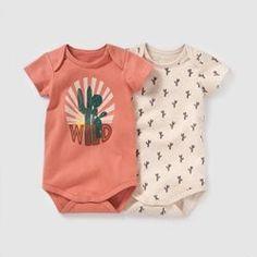 Body manches courtes (lot de 2) 0 mois-3 ans R baby - Pyjama, sous-vêtements