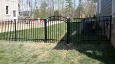 Aluminum fencing   imagefencing.com
