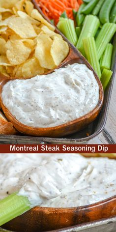 A good dip recipe is a must have for any host, and our Montreal Steak Seasoning Dip recipe doesn't disappoint. It's the dip you pull out of your pocket that is surprisingly simple, but still steals the show- every time. Best Dip Recipes, Gourmet Recipes, Cooking Recipes, Favorite Recipes, Chip Dip Recipes, Bacon Recipes, Appetizer Dips, Appetizers For Party, Appetizer Recipes
