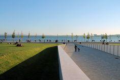 global arquitectura paisagista · RIBEIRA DAS NAUS RIVERFRONT · Divisare