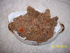 Fresh Pulp Flax Crackers