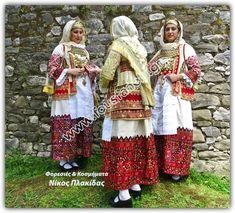 Φορεσιές  αρβανίτικες  Αττικής Φορεσιές  & Kοσμήματα από το  Eργαστήρι  Νίκος  Πλακίδας Κατοχή Μεσολογγίου  TK 300 07 GR Τηλ 26320 93218  κιν, 6944 597 806 www.foustanela.gr