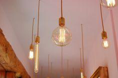 Casa Decor 2015 Ceiling, Decor, Pendant Light, Edison Light Bulbs, Edison, Home Decor, Ceiling Lights