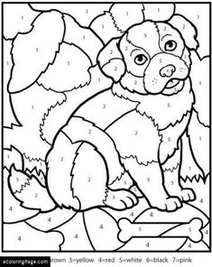 color-by-numbers-dog-coloring-page-for-kids