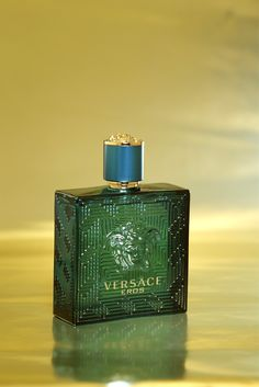 Versace to Launch Eros Men's Fragrance