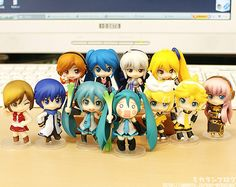 Want them all ~