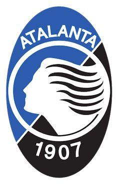 Atalanta of Bergamo Sky Sports Football, Football Team Logos, Football Is Life, Football Match, Sports Logo, Soccer, Fukuoka, Atalanta Bc, Fc Bayern Munich