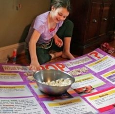 "Image of ""What puts the 'pop' in popcorn?"" science fair project, courtesy of woodleywonderworks, under Creative Commons 2.0 license."