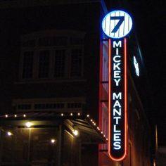 The 10 Best Restaurants in Oklahoma City's Bricktown District: Mickey Mantle's Steakhouse