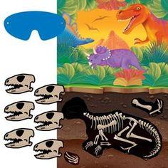 Ponle el cráneo al fosil