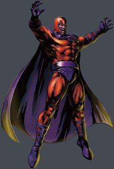 Magneto by Shinkiro *