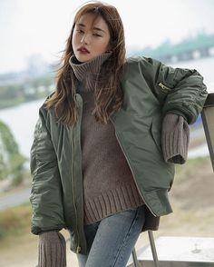 난다와 함께라면 두렵지 않은 겨울 #stylenanda #korea #lookbook