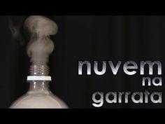 Nuvem na garrafa (experiência de física)