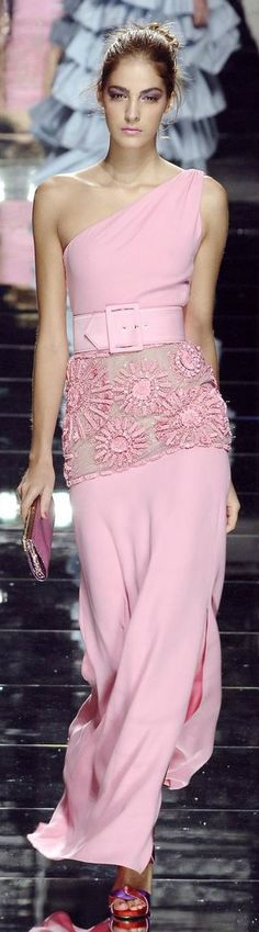 Valentino spring 2008 pink gown I just love pinning gowns