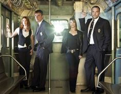 Law and Order: Criminal Intent - the Major Crimes Unit.