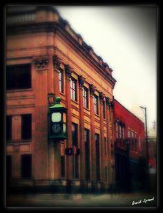Glimpse of Wabash, Indiana